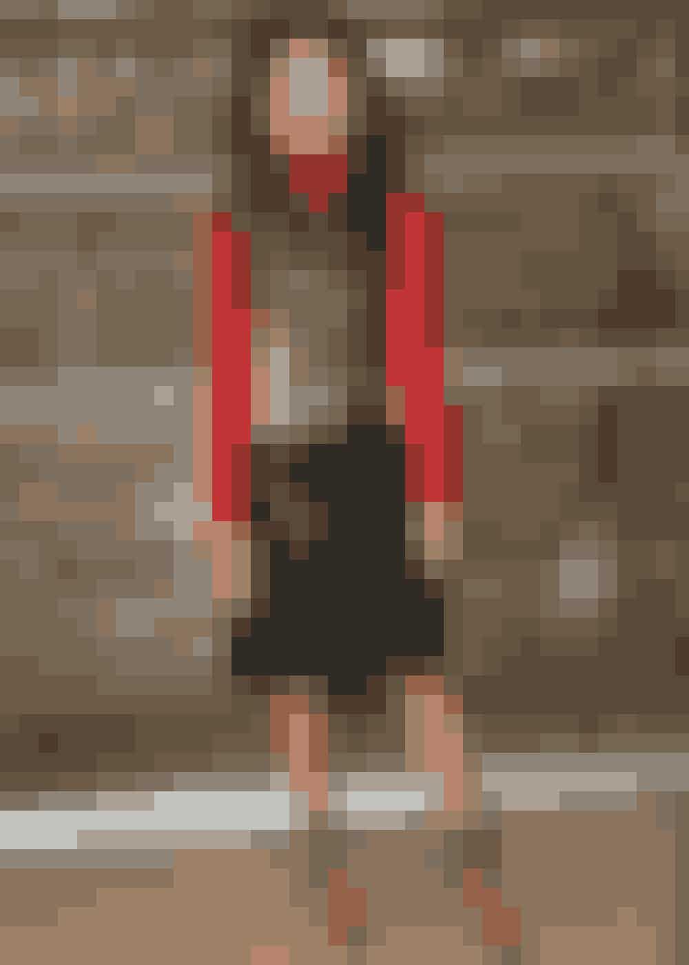 Zendaya Coleman til Louis Vuittons AW 16-show