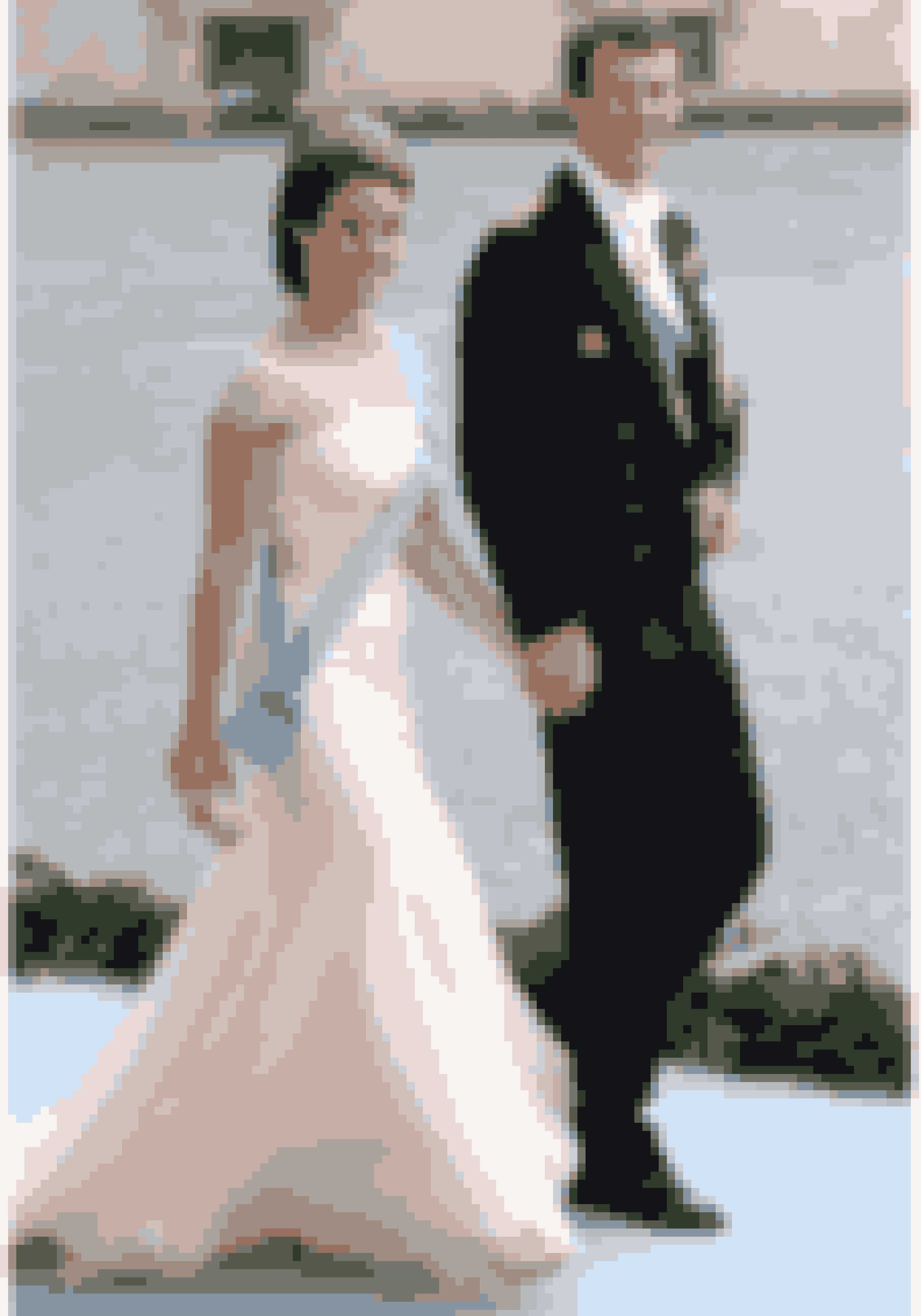 Til Prinsesse Madeleine og Chris O'Neills bryllup