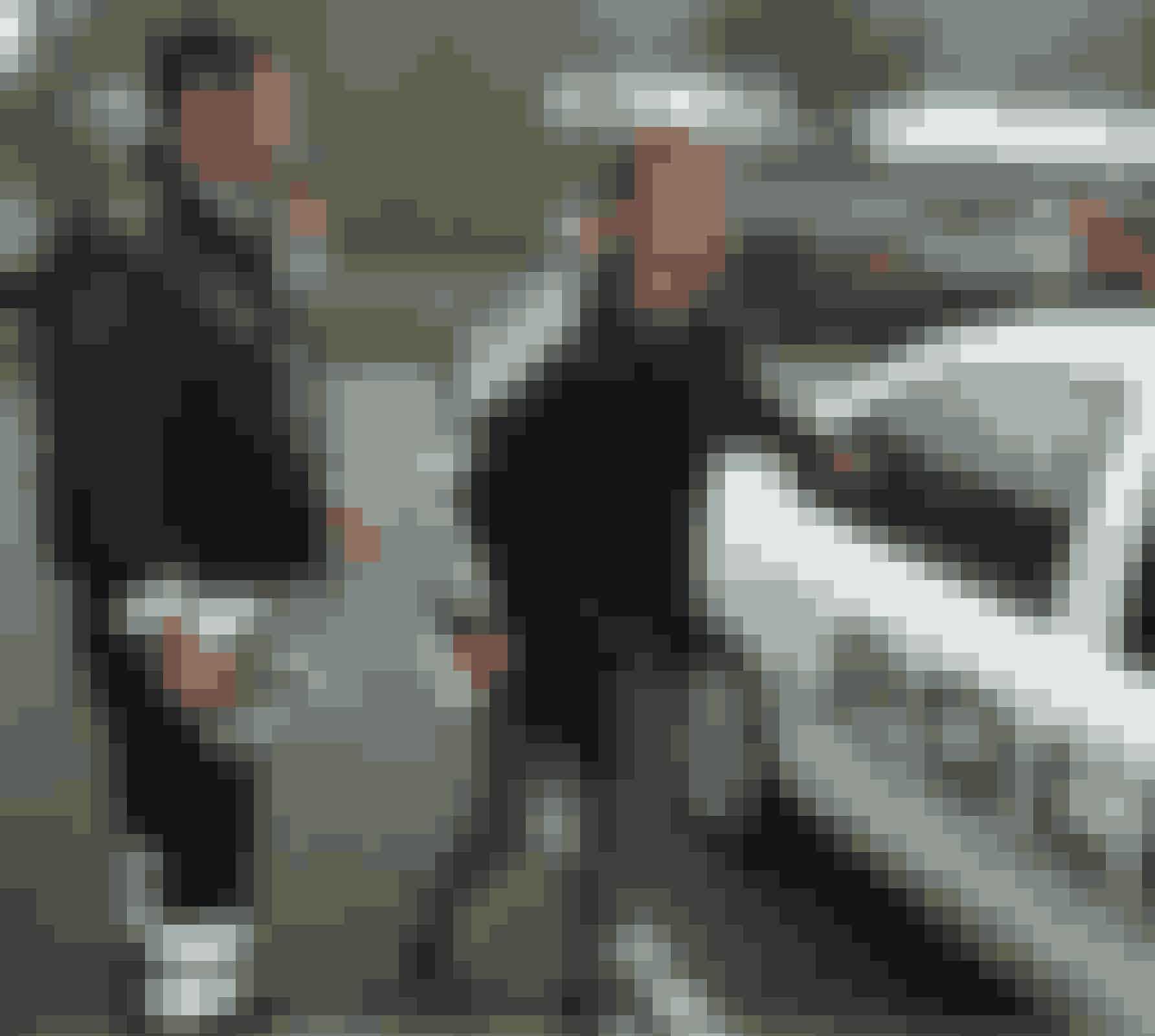 Den dengang 35-årige mand, der tilstod mordet på Kirsten Færch Thorup, blev i 1998 ført ind i Vestre Landsret.
