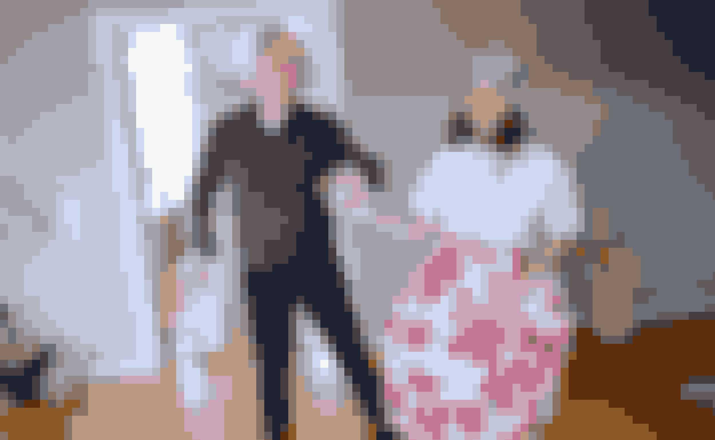 Izabella og manden Janne mødte hinanden til en dansetime, og stuegulvet i deres fælles hjem bliver ofte forvandlet til dansegulv.