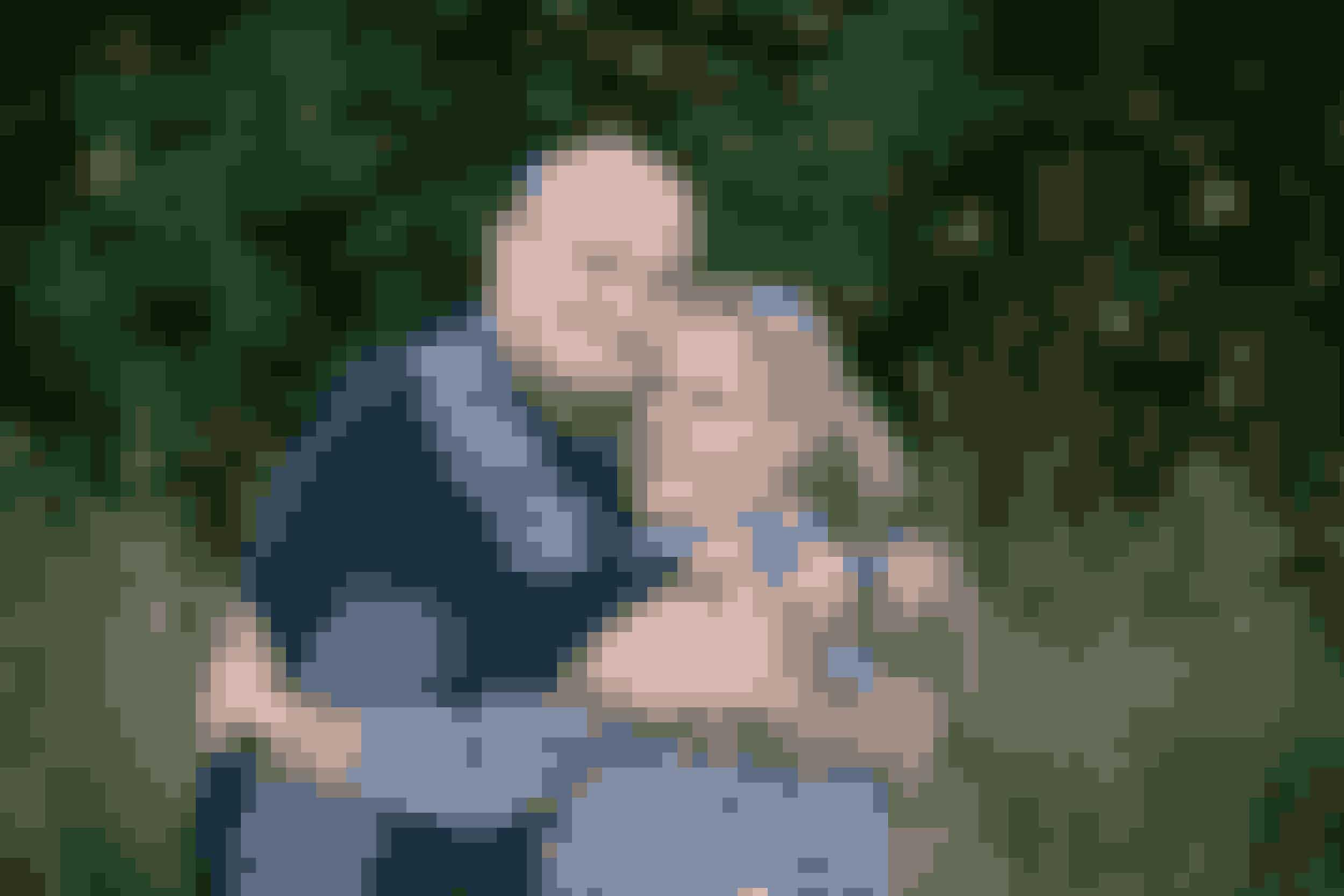 """René og hans kone, Sanne, medvirker i den nye biograffilm """"Kandis for livet"""", som er en dokumentar om en gruppe dedikerede Kandis-fans, der gennem deres unikke forhold til dansktopbandet Kandis og forsangeren Johnny Hansen finder trøst og mening med livet. Filmen har premiere i biografer landet over den 23. september."""