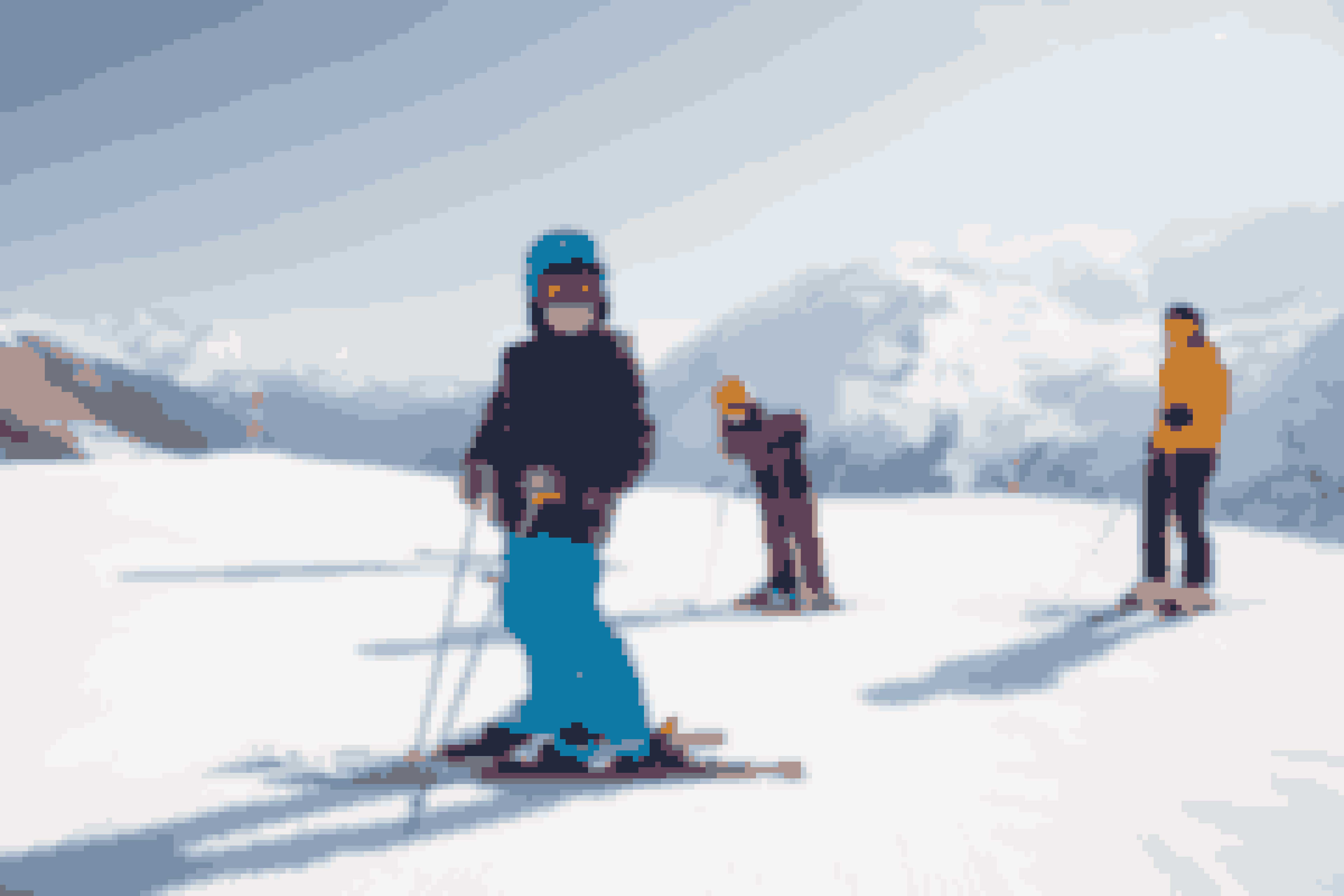 Velkommen til Zillertal: Her er 180 lifter til 535 km velpræparerede pister – en kæmpe legeplads for store og små.