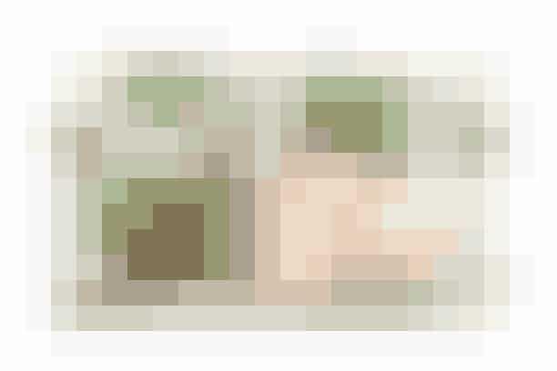 Af Pia Friis Andreassen, foto: Jacob Ljørring   Is:  6 pasteuriserede æggeblommer  6 spsk. sukker,  korn fra 1 vaniljestang  1½ tsk. kanel  3 pasteuriserede æggehvider  6 dl piskefløde.  1 ds. brændte figner i lage  2-3 kiwifrugter.   Pynt:  Mynteblade   Sådan gør du:  Is: Pisk æggeblommer med 5 spsk. sukker. Tilsæt vaniljekorn og kanel under piskning. Pisk hviderne med resten af sukkeret til stive, men ikke hårde. Pisk fløden til blødt og luftigt skum. Vend forsigtigt hviderne i æggesnapsen og vend derefter flødeskum i. Frys dessert i mindst 6 timer.   Ved servering:  Anret is, kiwi, figner samt lage herfra på tallerkener.