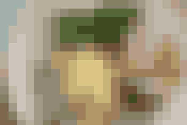 Mini-farsbrød og kartoffelmos  Af Pia Friis Andreassen/Foto: Martin Tanggaard   Gode farsbrød til en hyggelig familiemiddag       4 pers.   Ingredienser til mini-farsbrød og kartoffelmos:  Farsbrød:   450 g hakket kalv og flæsk 1¼ tsk. salt 1 lille finthakket løg 50 g havregryn 1 æg 1 tsk. cayennepeber 3 spsk. worcestershiresauce eller engelsk sauce   Sauce:  2 dl oksebouillon Majsstivelse Sojasauce   Tilbehør:  6 bagekartofler Ca. 1½ dl varm mælk Smør Salt og peber ¾ kg grønne bønner (frost)   PRØV OGSÅ: Tykstegsbøf og bagte rødder  Fremgangsmåde:   Farsbrød:   Ælt kød og salt sammen. Tilsæt derefter de øvrige ingredienser og ælt det til en ensartet fars. Form den til 4 farsbrød, som lægges i et ovnfast fad. Hæld lidt vand i bunden af formen og steg farsbrødene midt i en 200° varm ovn i 22-25 min.   Tilbehør:   Skær de skrællede kartofler i tern. Kog dem møre i rigeligt vand. Hæld vandet fra og mos dem under tilsætning af mælk. Smag til med smør, salt og peber. Kom bønnerne i kogende, letsaltet vand. Kog dem i 4 min. og lad dem dryppe af.   Sauce:   Si væden fra kødfadet ned i en kasserolle og varm op med bouillon. Lad den småkoge i et par minutter. Jævn let med majsstivelse udrørt i vand. Smag til med sojasauce og peber.   Tilberedningstid:   Ca. 50 min., heraf arbejdstid ca. 25 min.  PRØV OGSÅ: Brændende kærlighed