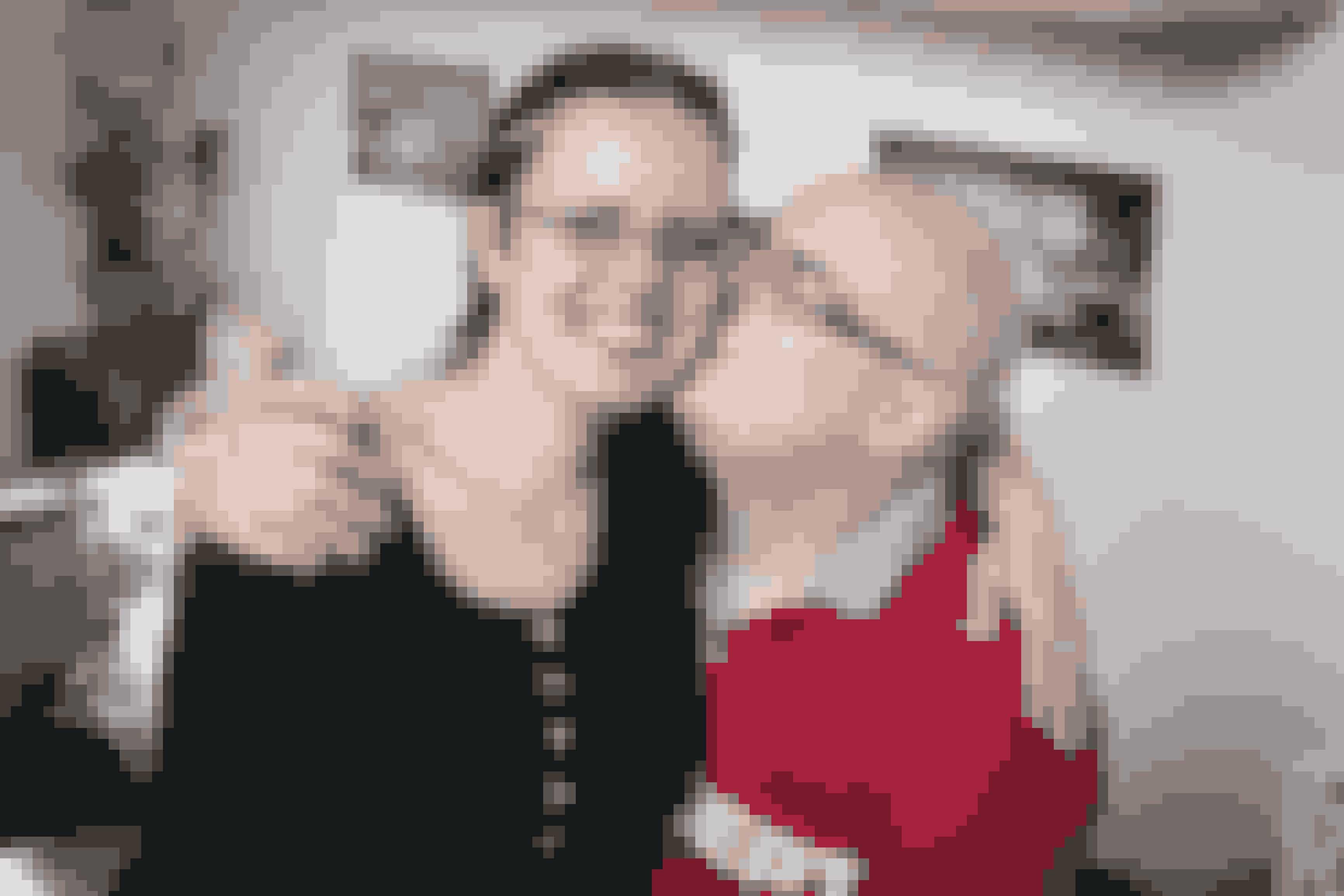 I dag er Lise og Carsten et fasttømret par og de griner begge over, hvor tilbageholde Lise var i starten.– I dag er jeg så glad for mit liv heroppe sammen med Carsten, lyder det fra Lise.