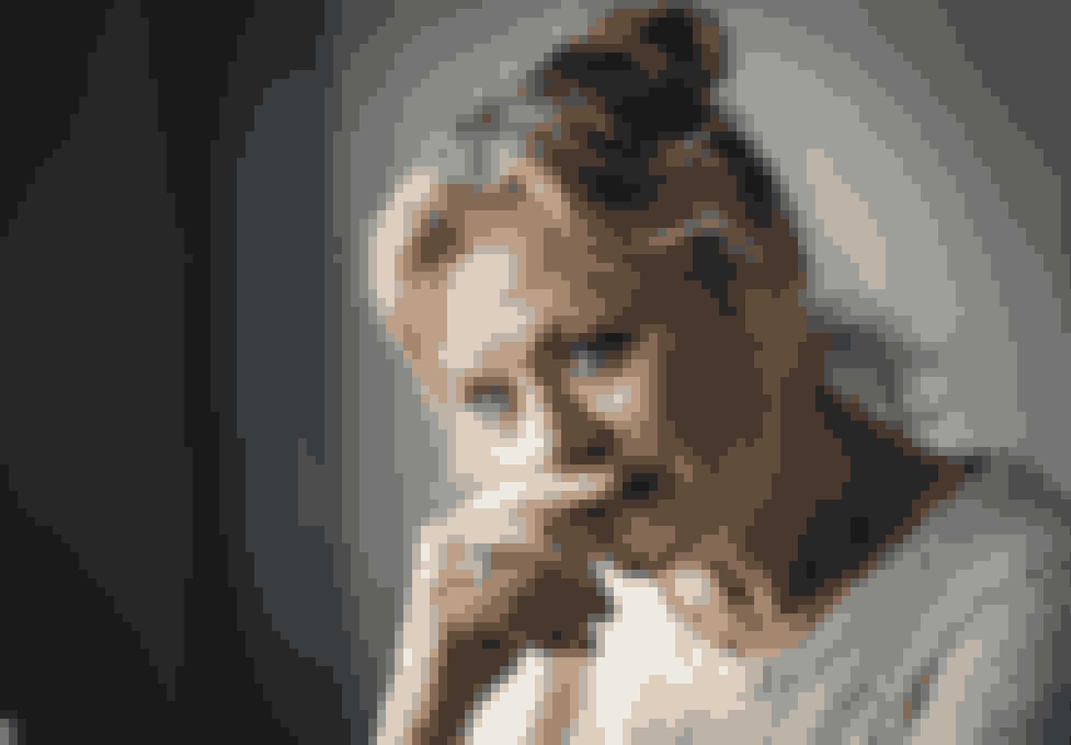 Pernille Højmark mistede sin far. Han tog sit liv, da hun var 13 år gammel.