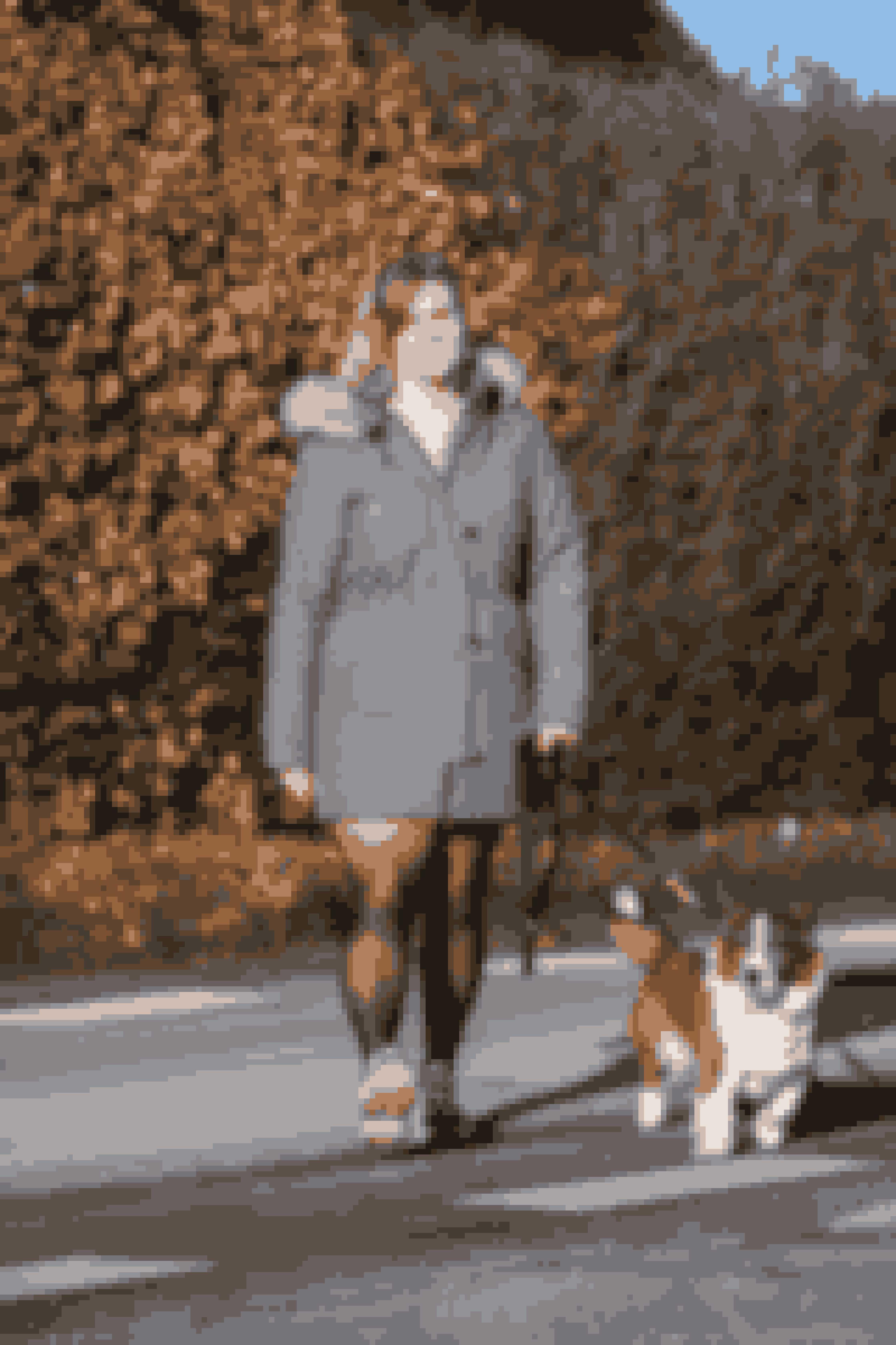 Kristines overvægt kastedei mange år dystre skygger ind over hendes liv i form af mobning, depressioner og en spise-forstyrrelse. I 2018 lagde hun sit liv om til Sense. Det gav et vægttab på 43 kilo, større livs-glæde og bedst af alt en graviditet. Foto: Gregers Overvad
