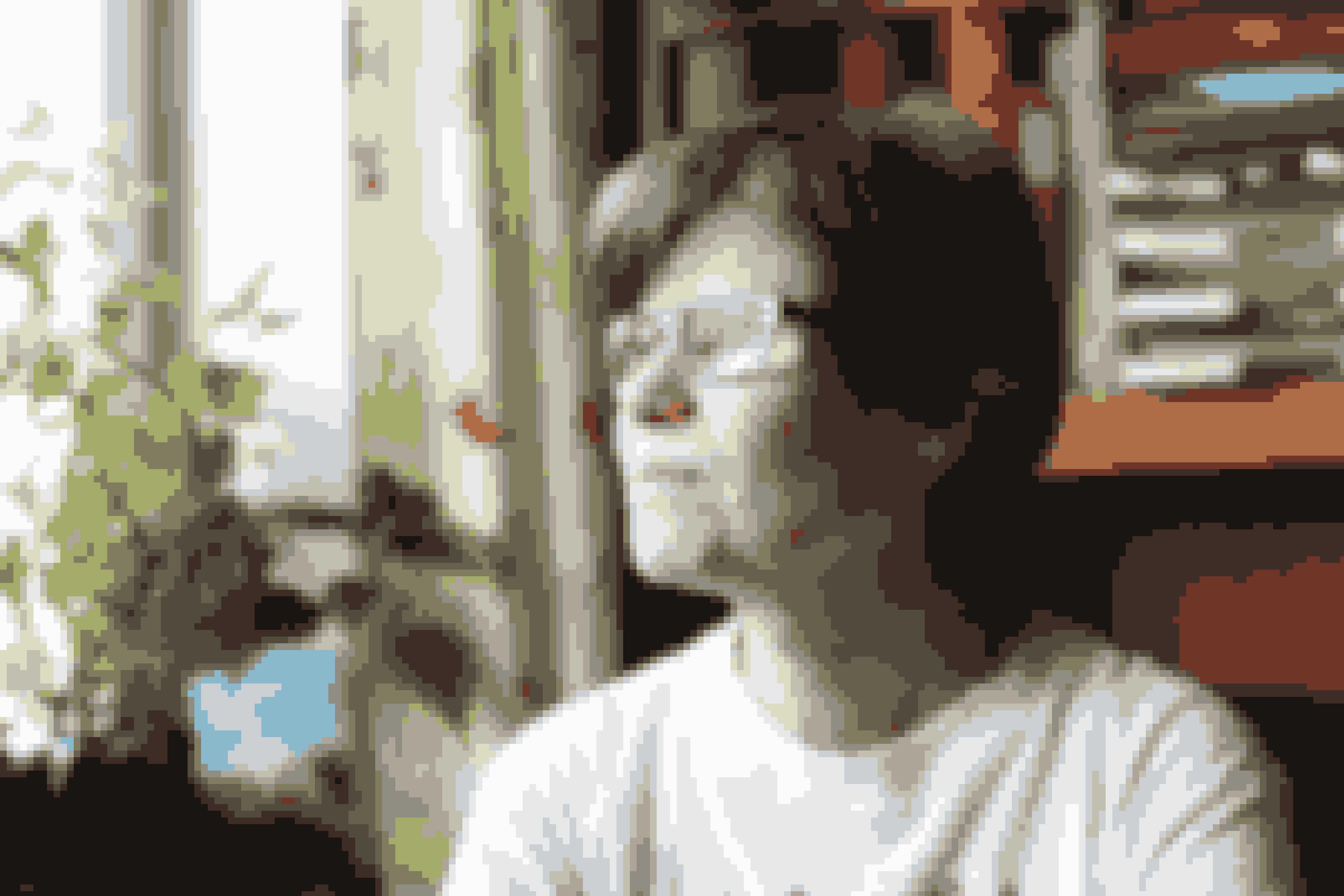 Viki mistede sin søn Toumas. Han blev kun 22 år.