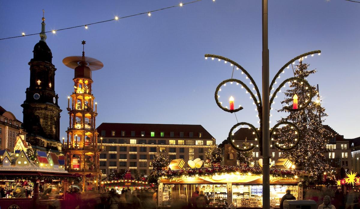 Dresden | Fejr jul og nytår i Dresden
