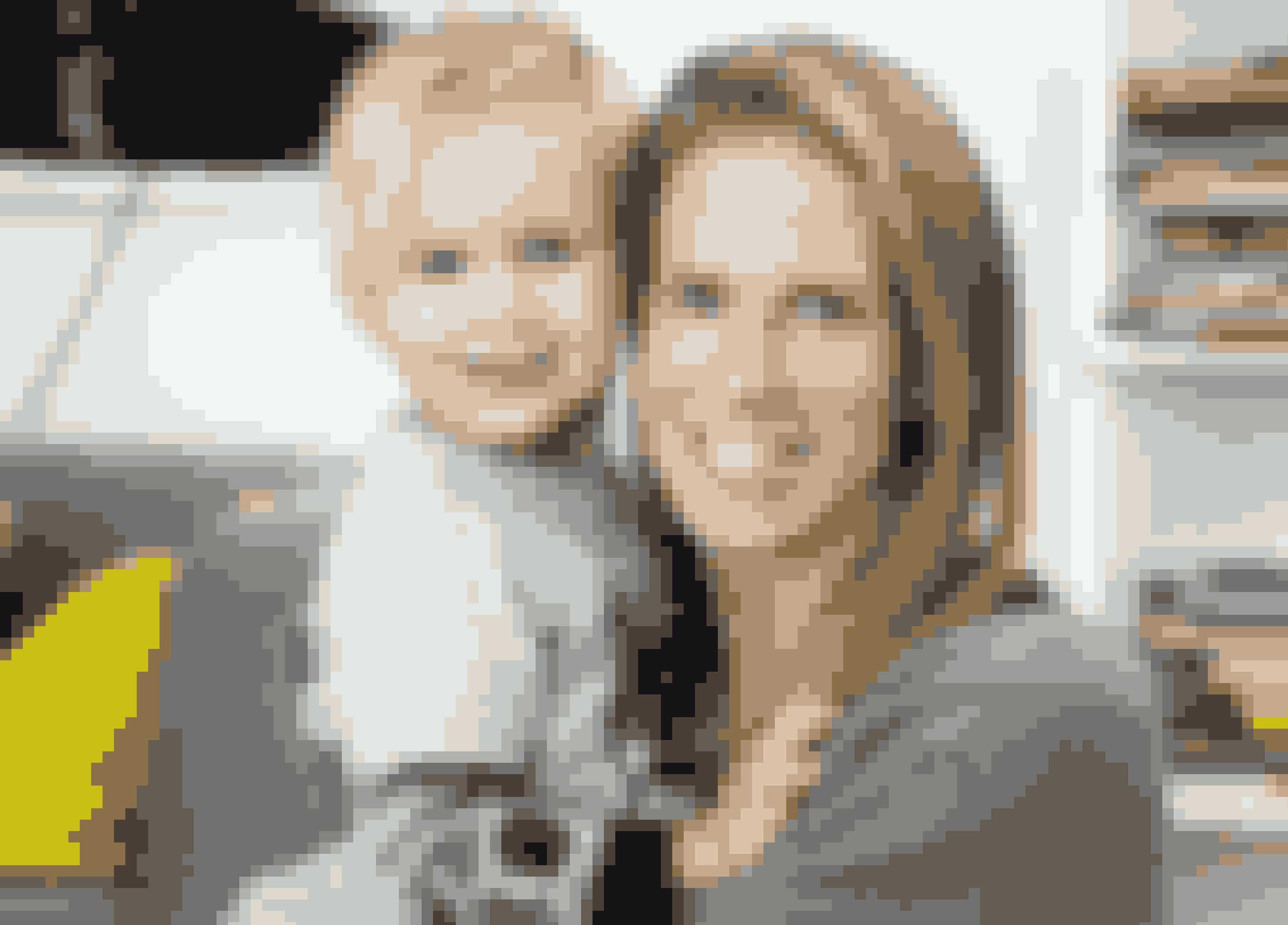 28-årige Sara Slott fra Aarhus med sønnen Tobias.