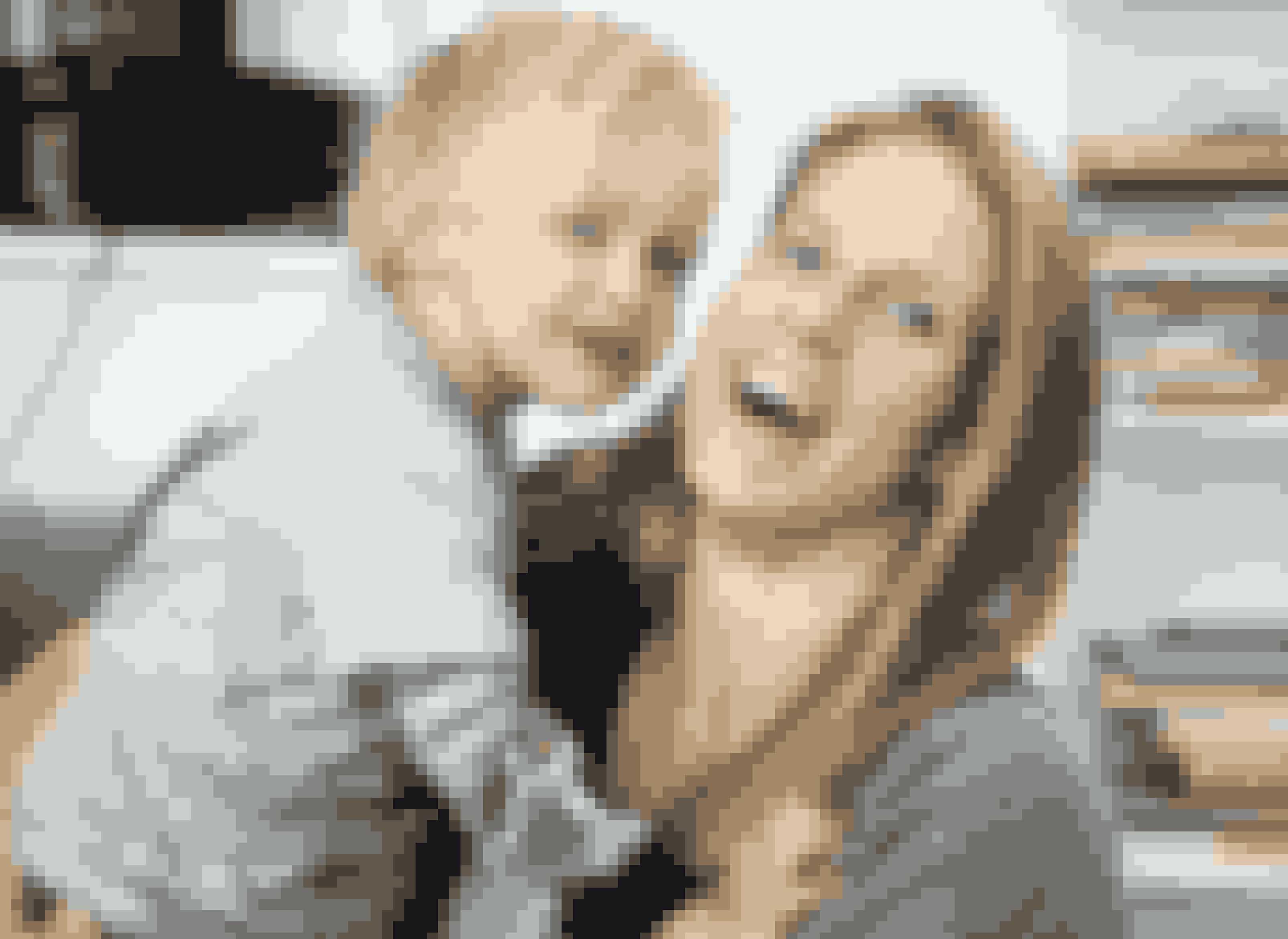 - Jeg har fra starten besluttet mig for, at Tobias ikke skal være et speltmor-projekt, siger Sara Slott.