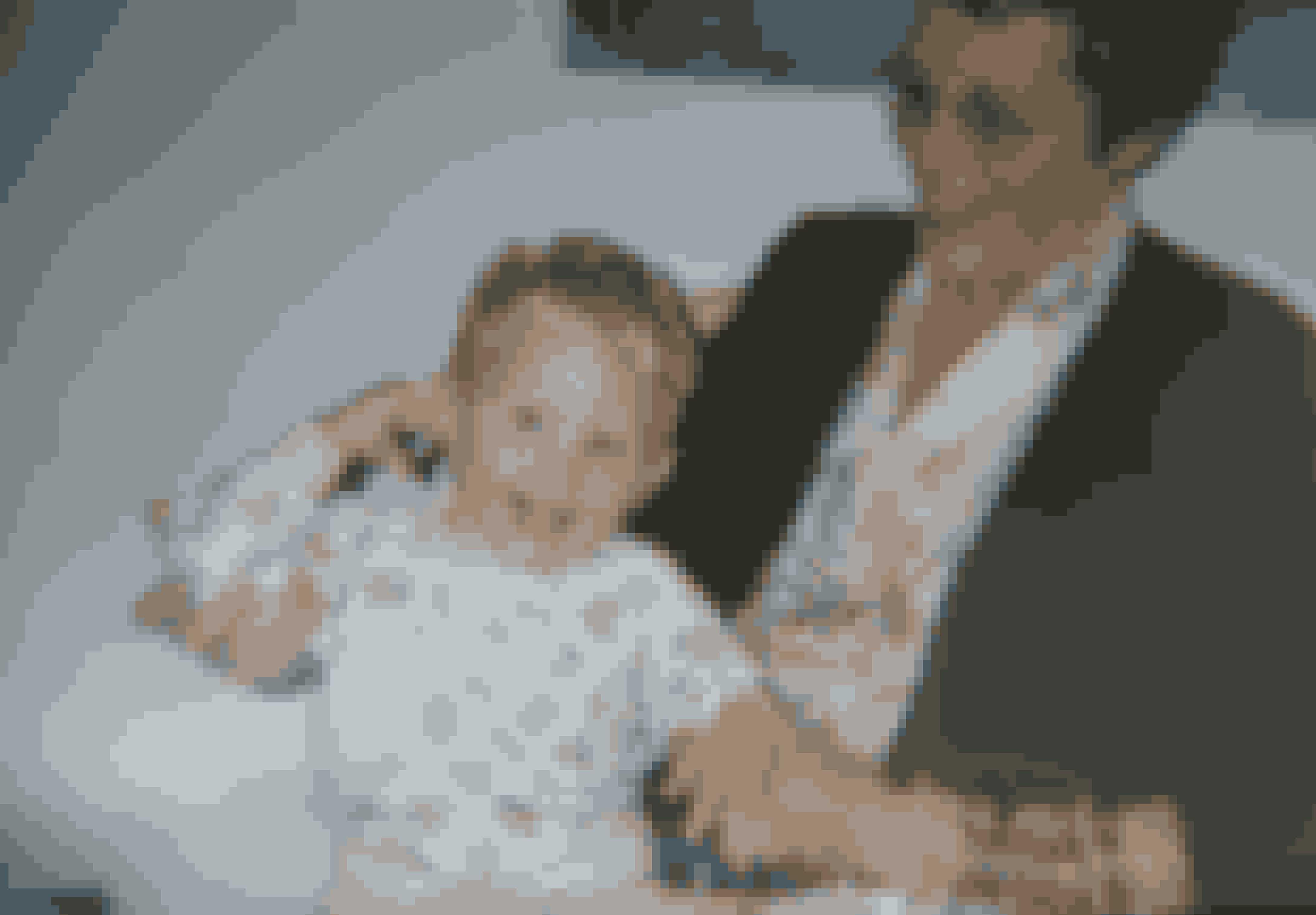 Christians mormor Grete Jeppesen var kun 59 år, da hun døde af kræft.