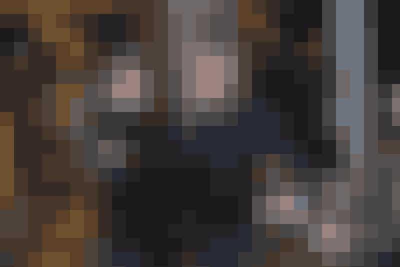 – Ofte var folk friske på atfå en øl efter optagelserne,men forskellen på mig og demvar, at jeg kunne fortsætte.Når de gikhjem, kunne jeg sidde selv ogdrikke mig fra sans og samling, sigerAllan til Bubber i det nye Ude og Hjemme, som er på gaden onsdag den 1. marts 2017.