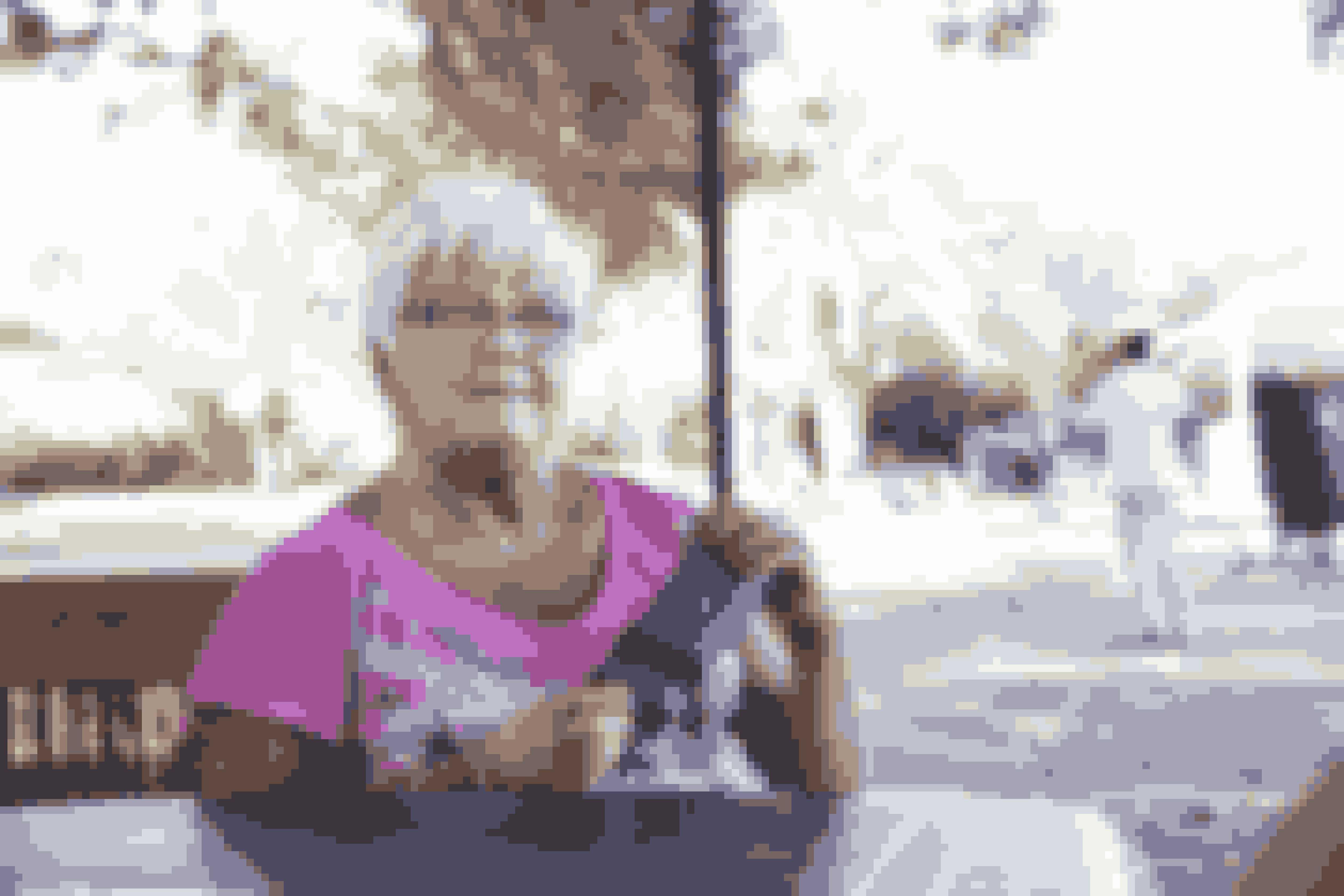 Sie fra Hvidovre har været i klimabehandling i Israel 48 gange.
