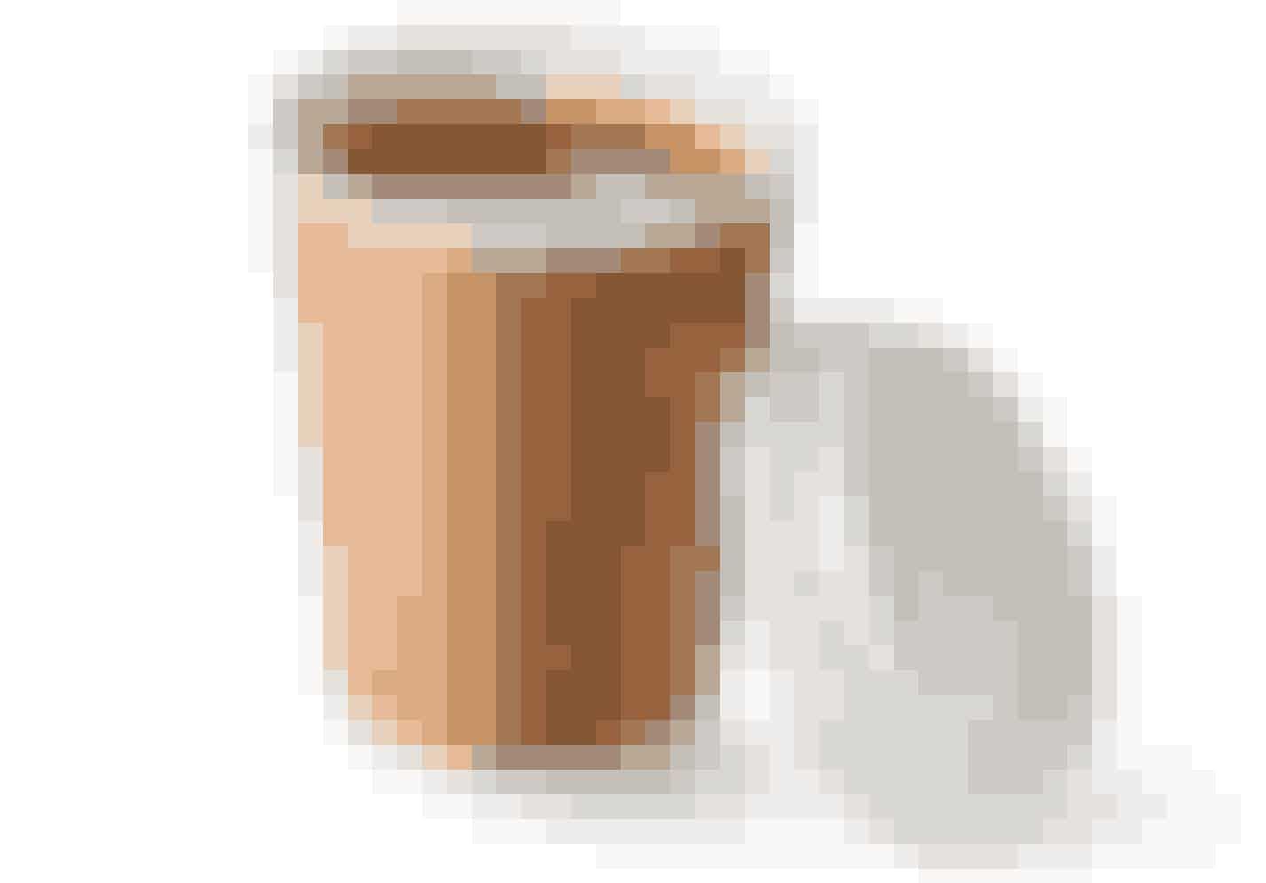 Koffein pr. kop: Ca. 100 mg.Højt indhold af sunde stoffer.Stemplet fjerner dogikke kaffefedtet, så dagligindtagelse af fire til fem kopperstempelkaffe kan måske indebære risiko for kolesteroltallet.Det samme gælderkogekaffe.Sundhedsværdi: Middel.