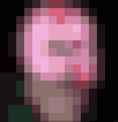 Det er altså ikke kun Pink, der har prøvet det pink hår!