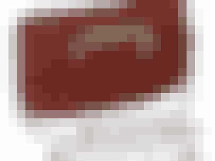 Rød taske fra Dixie til 229,75 kroner. Førpris 249,75 kroner. Køb den her: www.smartgirl.dk