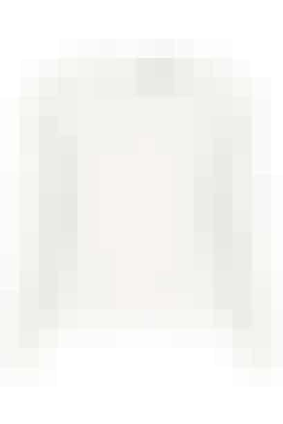 Langærmet hvid bluse fra Topshop til 285 kr.