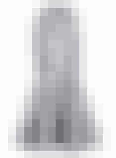 Sølvkjole fraMiss Selfridge til 489 kr.