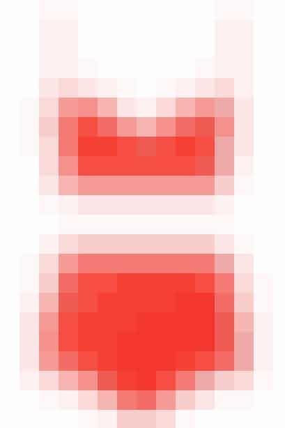 Rød retro-bikini fra Topshop til 230 kroner. Køb den her.