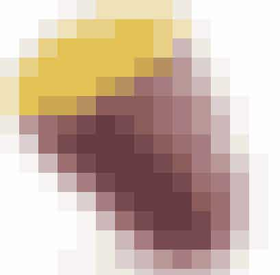 Det ligner mest en halv aubergine eller en bongotromme, men faktisk er det en sød kartoffel! Hvorfor der er behøv for en sød kartoffel-emoji, forstår vi ikke helt. Især når der ikke findes en burrito-emoji!