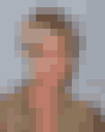 Seje Ashlee Simpson med kort, blond hår.