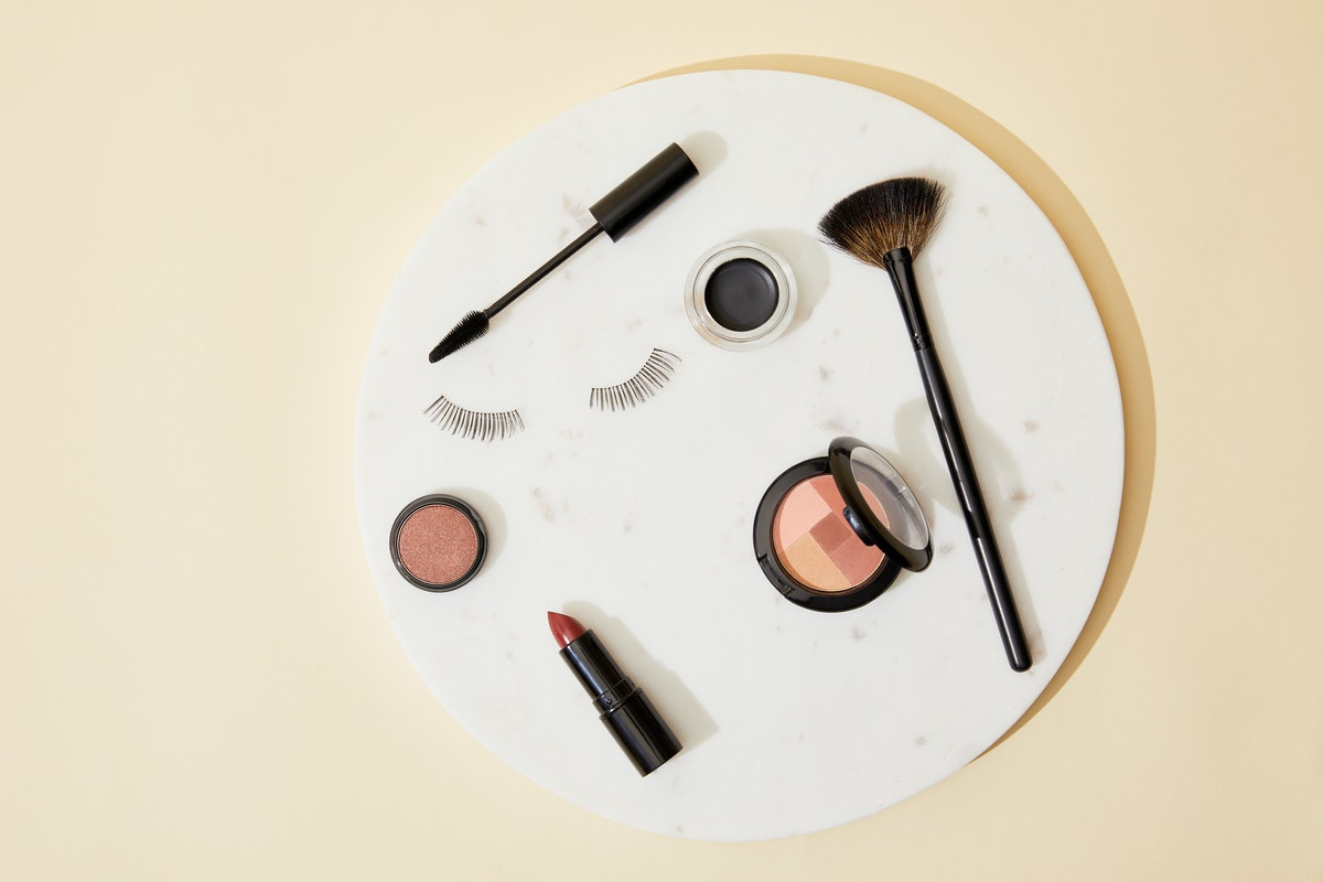 Her er makeup-trenden fra TikTok, alle taler om