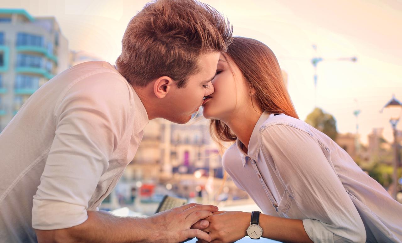 Hvordan man kysser