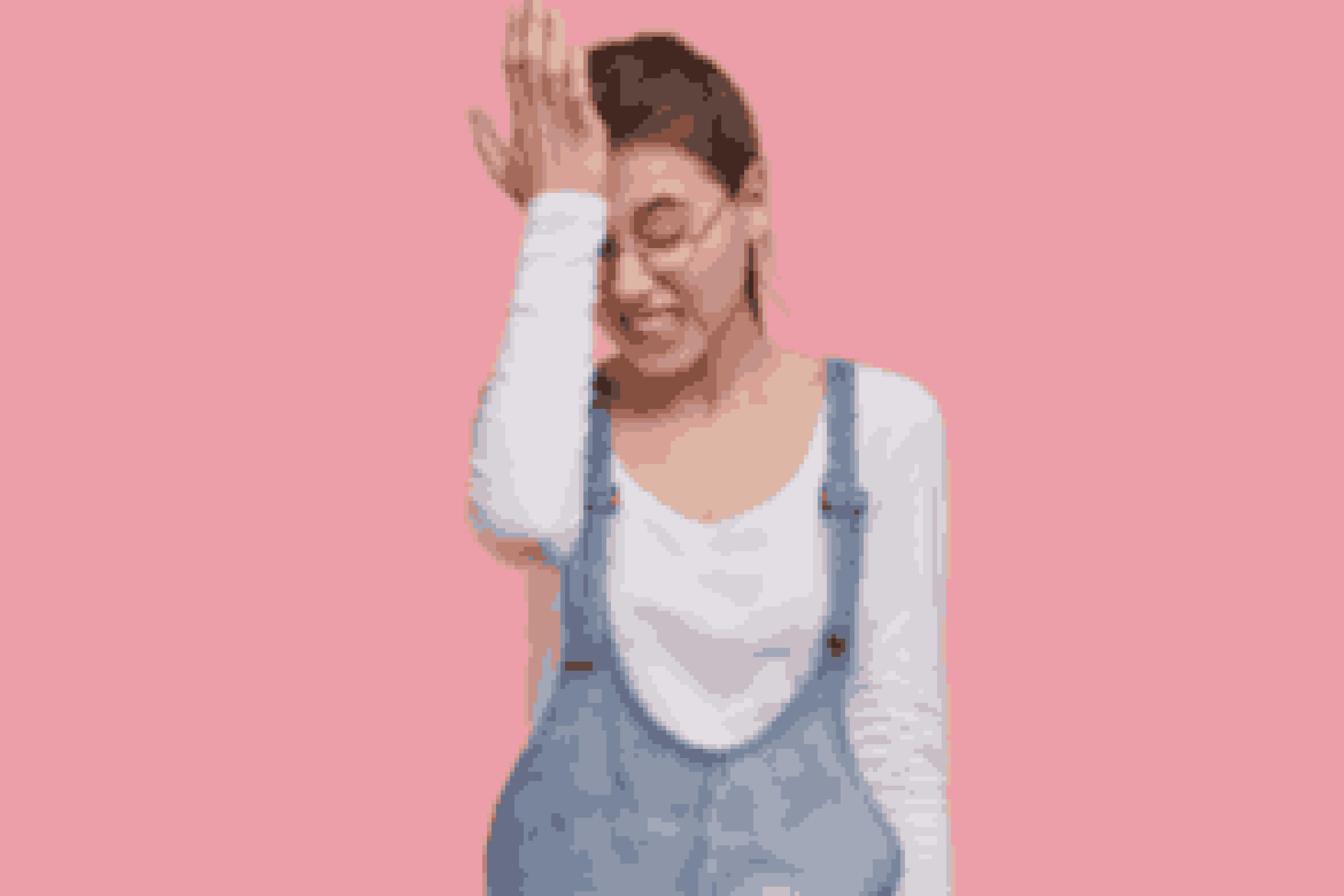 Undgå smerteSom om den ikke er slem nok i sig selv, så er din krop faktisk endnu mere følsom over for smerter under din menstruation. Derfor er det en rigtig god idé at lade de høje hæle blive i skabet, undlade at plukke dine øjenbryn, og vente med at pierce dine ører til i næste uge. Det er bare et tip!