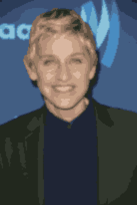 Ellen DeGeneres sagde nej til at spille Phoebe.