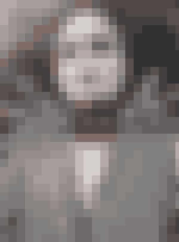 Nicole Richie havde klædt sig ud som skelettet Jack.