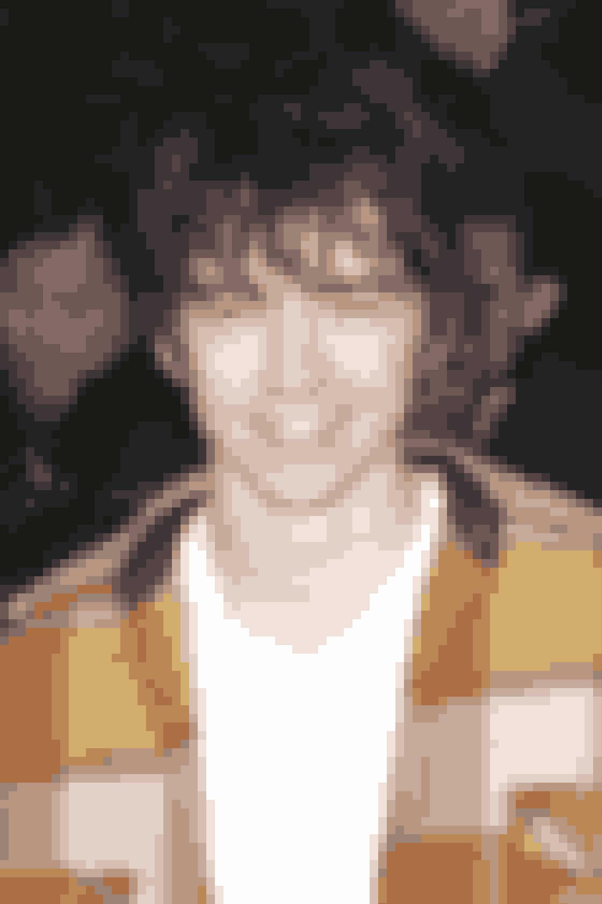 Liam var inde i billedet til rollen som Harry Potter.