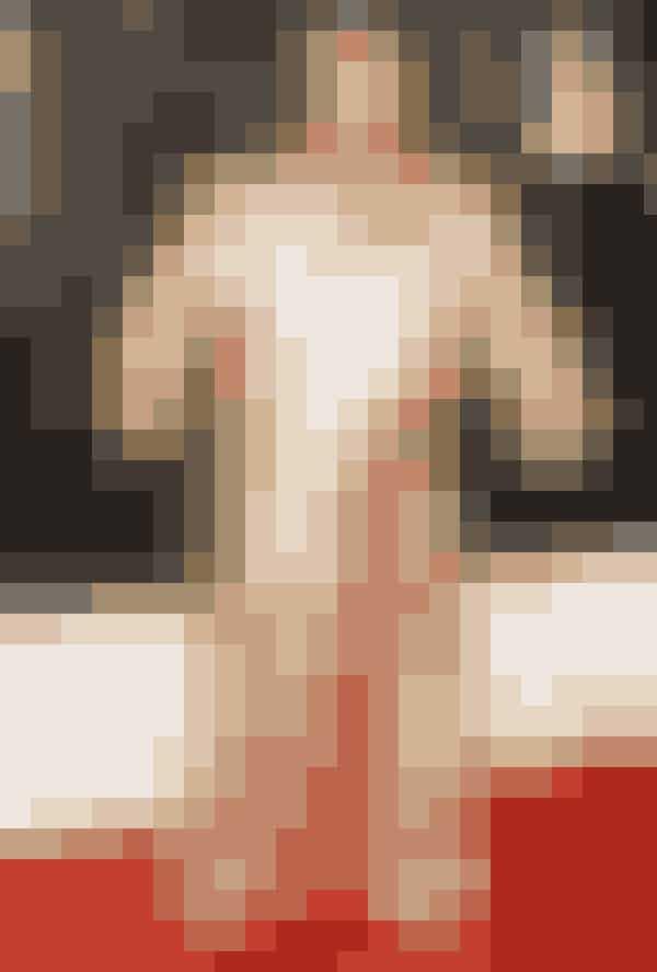 Sangeren Cee-Lo Green havde valgt en ret alternativ påklædning på den røde løber.